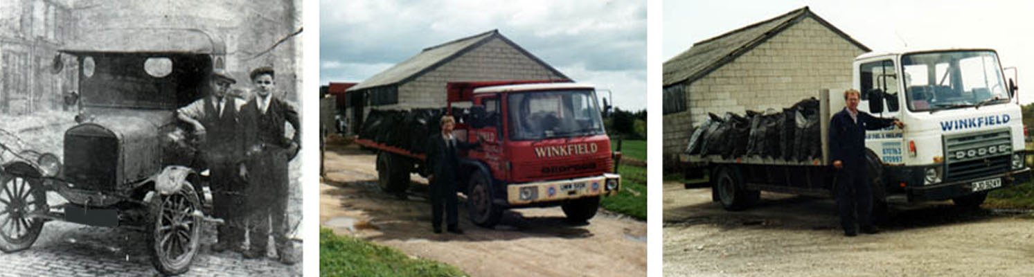 Winkfield Coal Merchants - 3 Generations Of coal Merchants